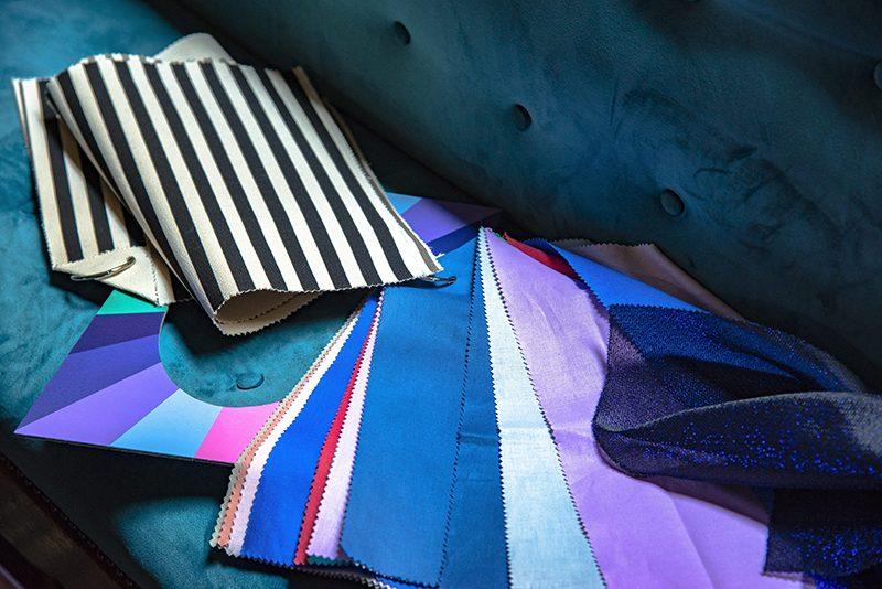armocromia drappi palette