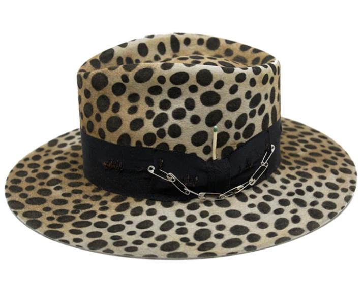 cappelli invernali per donne fedora