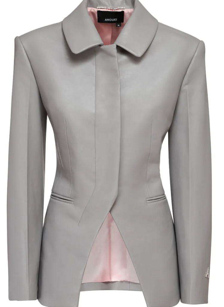 giacca strutturata anouki