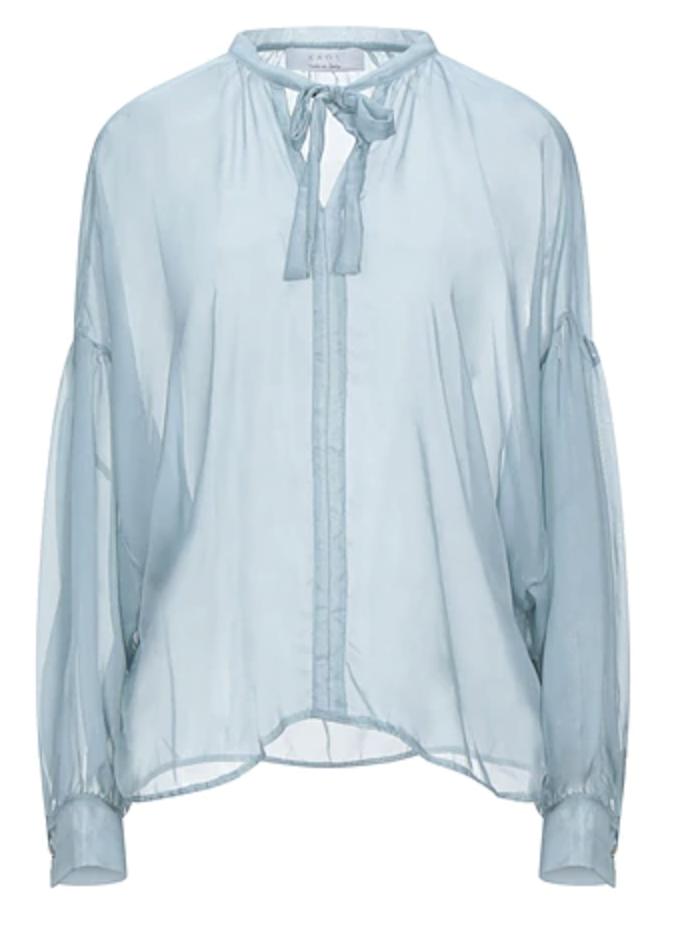 camicia blusa colore pastello Kaos