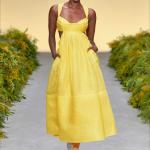 pantone 2021 giallo passerella