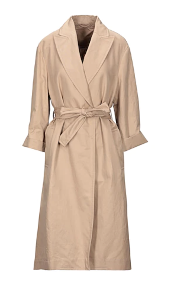 cucinelli trench
