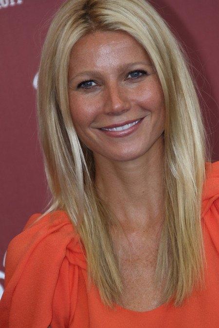 Gwyneth Platrow armocromia e abbronzatura