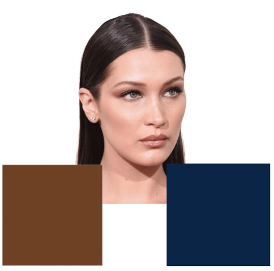 armocromia e abbronzatura